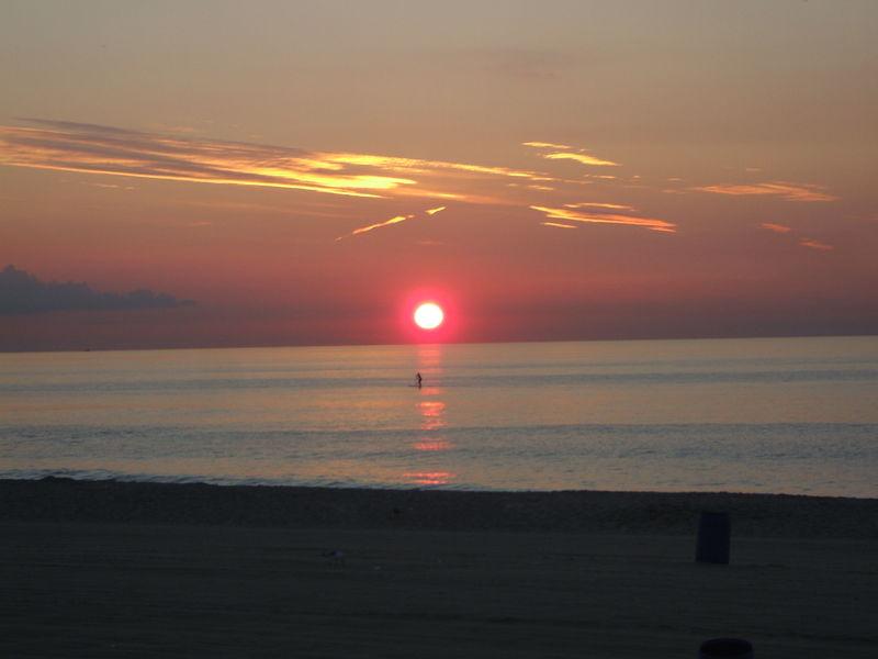 Sunrisepaddle