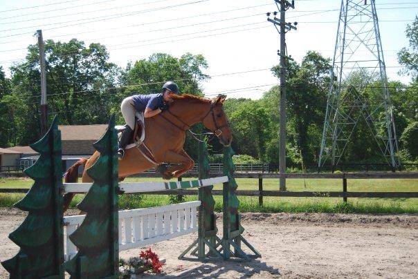 Shea Jumping